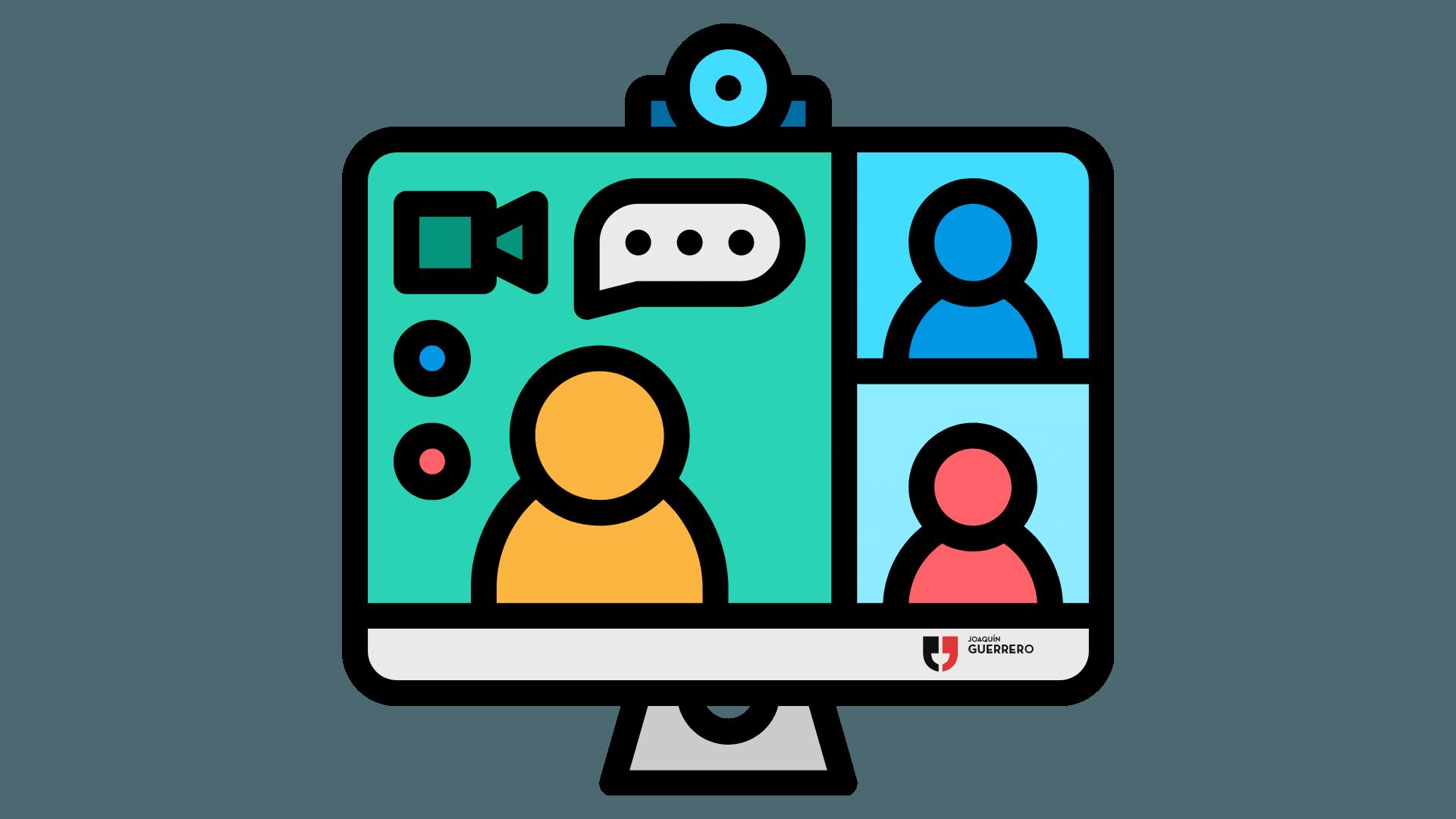 Sesiones online y presenciales