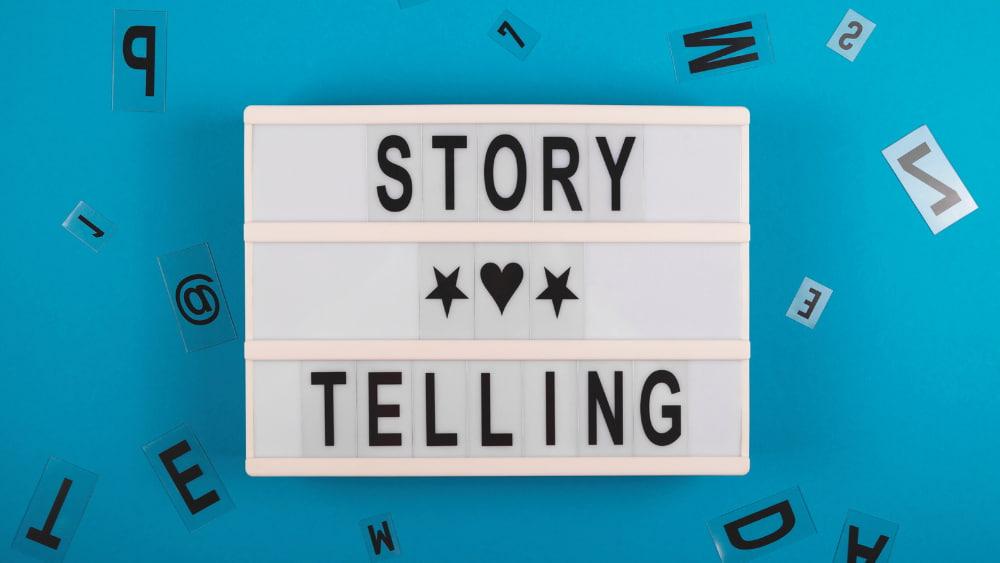 storytelling portada curso